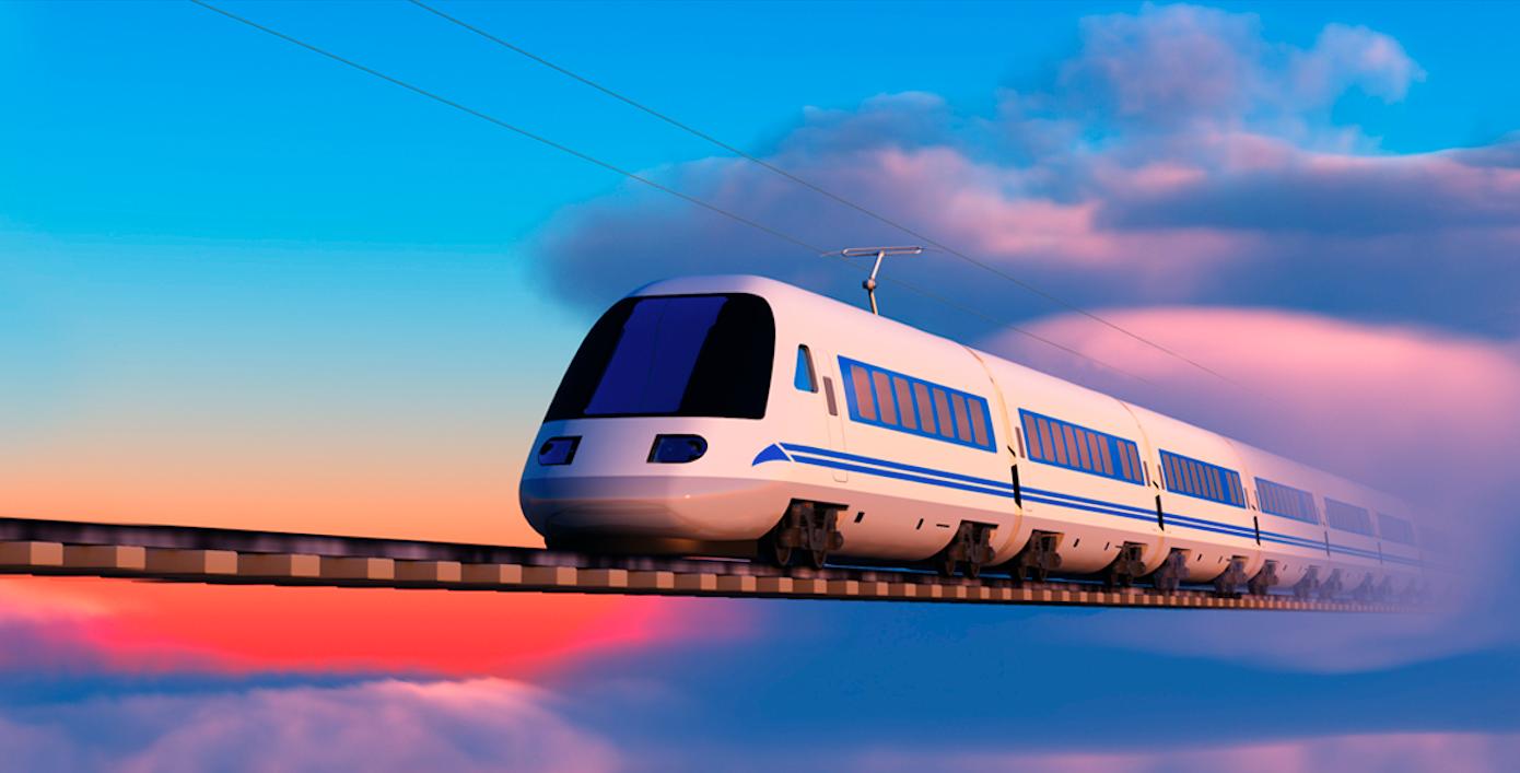 Tren supersónico