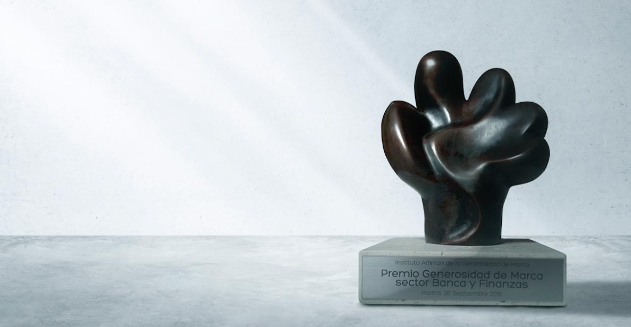 Premio EVO Generosidad