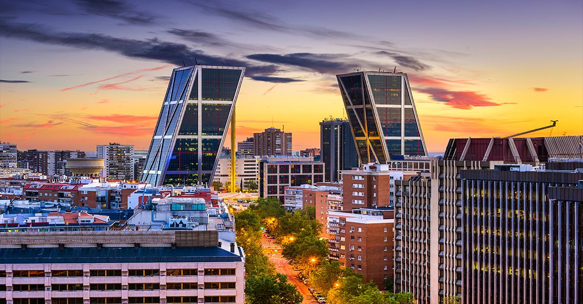 Las ciudades más ricas de España