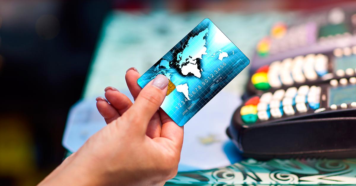 Pagar con tarjeta EVO en el extranjero