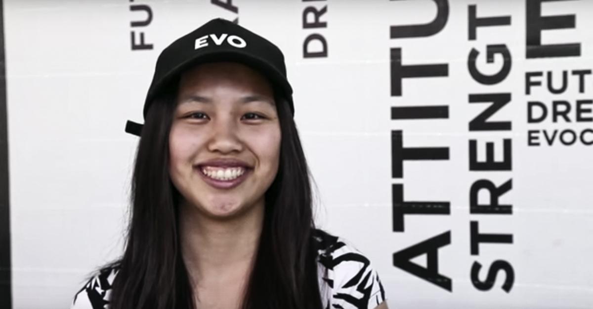 Tiffany Zhong, ganadora EVO de Pangea Awards