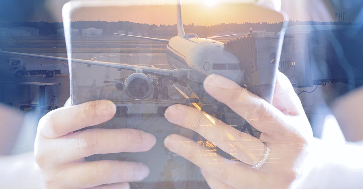 aeropuertos tecnología